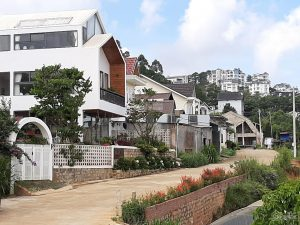Bán đất biệt thự gần 500m2 đường 6m Trịnh Hoài Đức, P.11, gần khu du lịch Nam Hồ