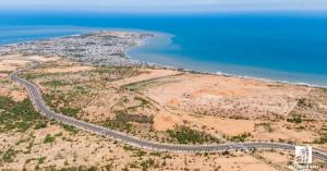 DKRA phân phối đất nền hai mặt tiền biển Lagi sở hữu lâu dài