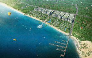 Biệt Thự Biển tiêu chuẩn quốc tế 5* trong khu đô thị thể thao biển lớn nhất Việt Nam